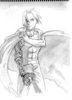 Edward Elric by MateusAthaydes