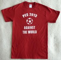 PES 2013 Us Against The World by nad2dare