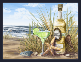 Tequila Beach by DawnFrost
