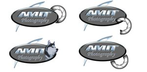 AMIT Photography Logo by aaronhockey