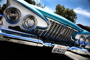 Grill - AG Car Show 7 by iFix