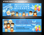 Family Day Banner by jasaholic