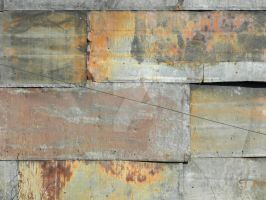 Metal Textures 2 by Champineography