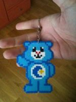 Care Bear Keychain by anapeig