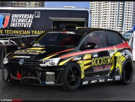 VW Polo , Foust Aproves by CaponeDesign