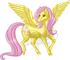 MLP Event - Fluttershy by QilinDynasty
