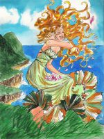 Windblow over the Fjords by Tacto