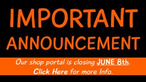 Our Online Store Portal is closing June 8th by OurDestinyDesigns