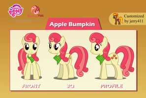 Apple Bumpkin [Flash puppet] by jerry411