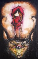 Little Red Riding Hood by SeanDietrich