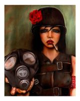 Pass T. G. by Brian M Viveros by RivetGallery