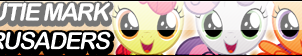 Cutie Mark Crusaders Button by PegaHaze