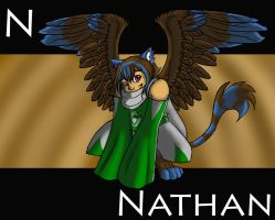 N for Nathan by Albo-Beati7