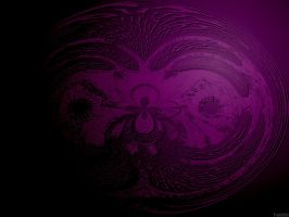 Purple Wall by frotton