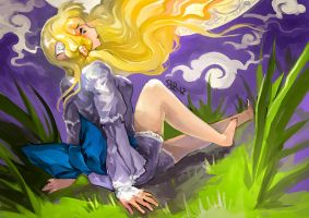 Chobits: Be With You by RamblingRhubarb