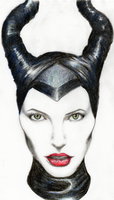 Maleficent (Scanned ver) by PWheartgal