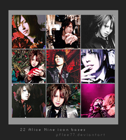 icon base-Alice Nine by pflee77