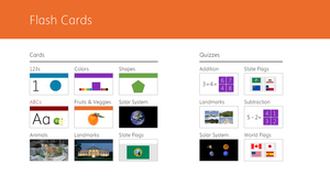 Windows 8 Developer FlashCards by JaisonYR