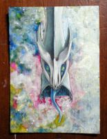 ACEO: Stratosphere II by DreamBurst