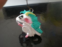 Haku Charm by Corupted-Data