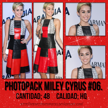 +Photopack Miley Cyrus #06. by PerfectPhotopacks