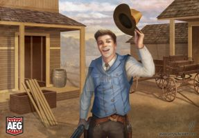 Doomtown - The Sherif Novice by LarryWilson