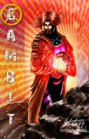 gAMBIT by artistmyx