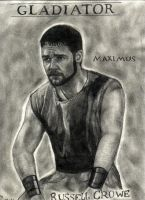 russell crowe again by ThunderhillPaints