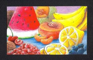 Fruit in Multiple by crescentlady