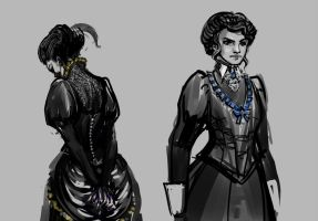 Victorian TFP 04 by MamonnA