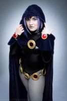 Raven Cosplay by MyBloodyDeadZombie