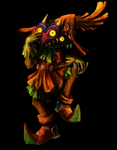 Skull Kid by Yufika