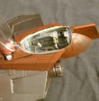 """Charin Pohl's """"Baby""""-cockpit by Roguewing"""