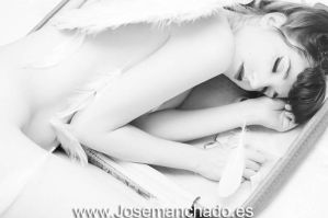 Vero angels dream by josemanchado