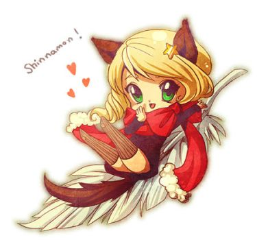 My Gaia avi atm by CplSquee