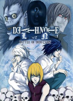 Death Note Battle of Deduction by Hani7