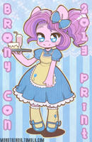 Pinkie Print 2013 by MonstreNoir