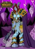 Dranei form World of Warcraft by Kar123 by ChibiCelina