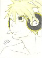 Len Kagamine by smilinglightly