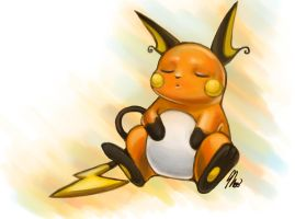 Raichu by mg9990