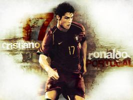 Ronaldo In Action... by bl1tzz