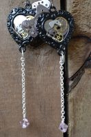 Black hearts of steampunk by MonstersInThewall