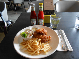 Fish-n-chips _ 20151004 by K4nK4n