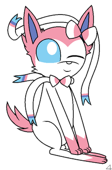 Sylveon by thorad11