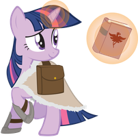 Twilight's Telekinesis by RealBarenziah