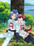 Team Rocket Napping by Chamel413