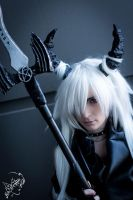 Lucifer - Original Character by AlicexLiddell