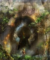 Ruins by amatoy