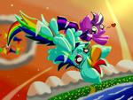 Flying Together by LOVEHTF421