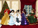 + Disney Christmas 2008 + by Opal-I